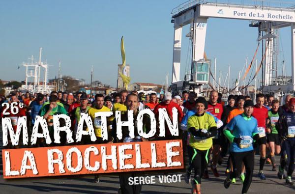 Marathon de La Rochelle 2016, le classement complet